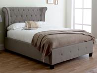 Limelight  Epsilon Grey Fabric Bed Frame