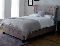 Limelight Epsilon Mink Colour Bed Frame