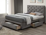 Limelight Monet Grey Marl Bed Frame