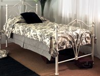 Limelight Nimbus Ivory Bed Frame