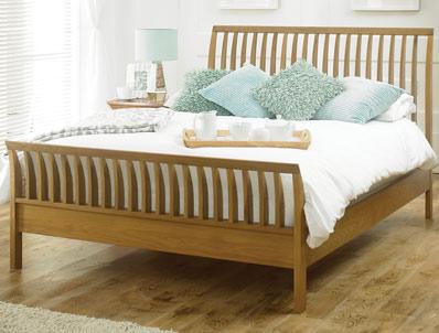 Limelight Orion Oak Bed Frame
