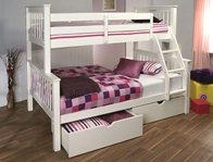 Limelight Pavo High Sleeper Triple Bunk