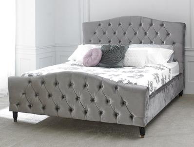 Limelight Phobos Fabric Bed Frame