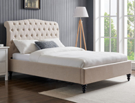 Limelight Rosa Natural Bed Frame
