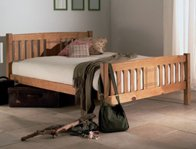 Limelight Sedna Antique Pine Bed Frame