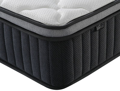 Loren Williams Backcare 1000 Pocket Mattress