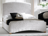 Ma Living Cuva Fabric Bed Frame
