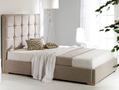 Ma Living Milo Fabric Bed Frame