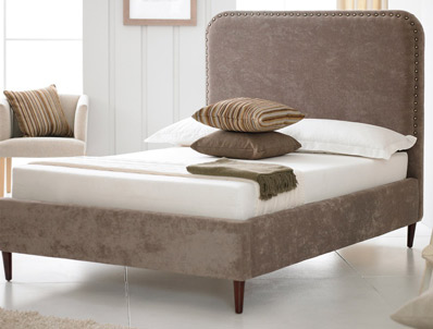 Ma Living Scala Fabric Bed Frame
