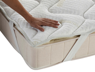 Magniflex Single Size  Gentle Sleep Memory Foam Topper