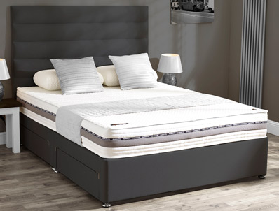 Mammoth Performance 220 Deep Divan Bed