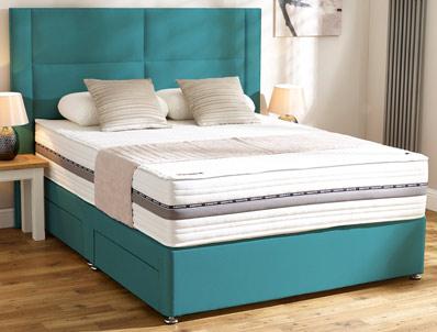 Mammoth Performance Pocket 2000 Divan Bed Online Only Range