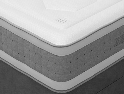 Mammoth Shine Plus 2000 Pocket Mattress In Store Only