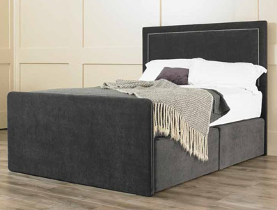 Matza Florence Fabric  Bed Base Set