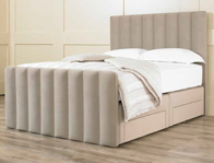Matza Milan Fabric Bed Base