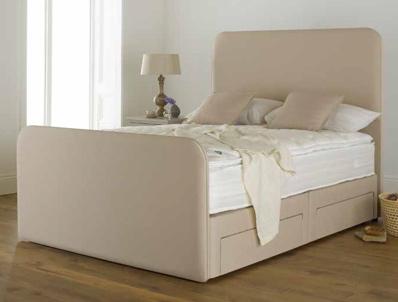 Matza Turin Fabric Bed Base Set