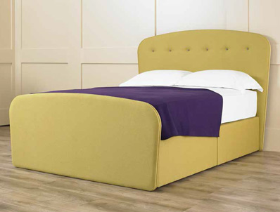 Matza Venice Fabric Bed Base Set