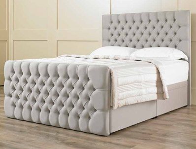 Matza Verona Fabric  Bed Base Set