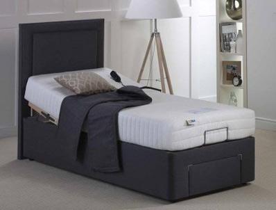 Mi Beds 1000 Pocket & Memory adjustable Bed