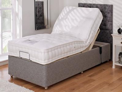 Mi Beds Natural 1200 Pocket Mattress