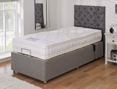 Mi Beds  Natural 2150 Pocket Mattress