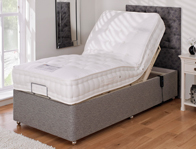Mi Beds Polly 2150 Pocket & Natural Adjustable Bed