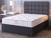 Millbrook Cheviot Wool 3000 Pocket Divan Bed
