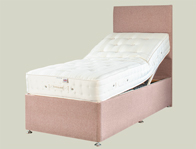Millbrook Cotton Natural Adjustable Bed