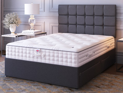 Millbrook Masters Collection  5000  Pocket Divan Bed