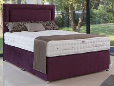 Millbrook Natural 2000 Pocket Divan Bed