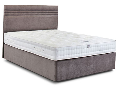Millbrook ortho spectrum 2000 pocket divan bed buy for Best divan beds uk