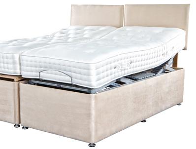 Millbrook Perfect 2000 Wall Hugger Adjustable Bed