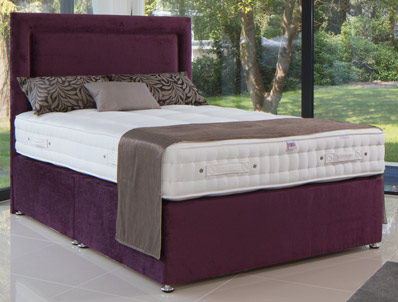 Millbrook Splendour 2000 Pocket Divan Bed