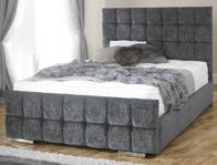 Monza Italia Imola Fabric Bed Frame