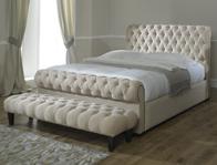 Monza Italia Mayfair Fabric Bed Frame