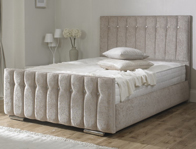 Monza Italia Turin Fabric Bed Frame
