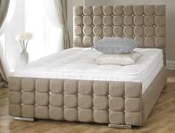 Monza Italia Venice Fabric Bed Frame