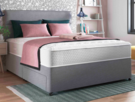 Myers Essential Double Comfort Divan Bed