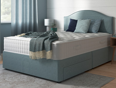 Myers Luxury Natural 1800 Pocket Bed