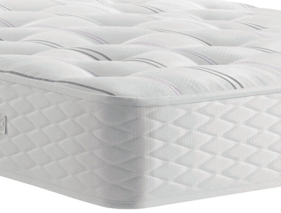 Myers Luxury Natural 1800  Pocket Mattress includes Silk