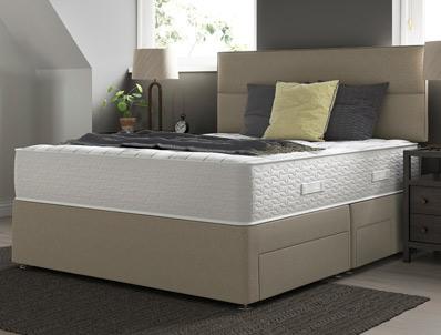 Myers Ortho Rest 1000 Pocket Divan Bed