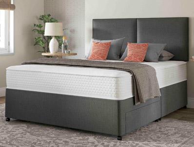 Myers Pocket Comfort  1000 Pocket Divan Bed