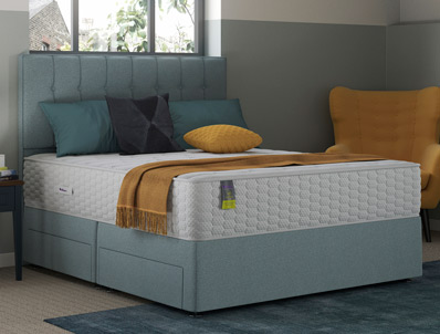 Myers Pocket Comfort Latex 1600 Divan Bed