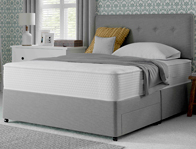 Myers Supreme Memory Comfort 1400 Pocket Divan Bed