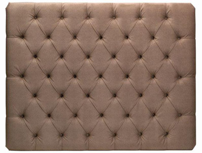 New Design Jot Wall Mount Headboard New Fabrics