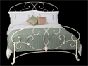 Obc Arigna Cast Metal Bed Frame