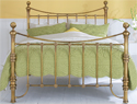 Obc Arran Brass Bed Frame