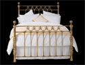 Obc Braemore Brass Bed Frame