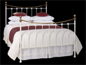Obc Carrick Cast Metal Bed Frame