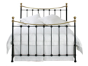 OBC Carrick Traditional Cast Steel Headboard